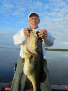 13lb Orlando Florida monster bass