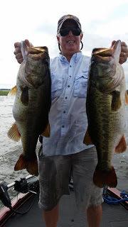 Florida trophy bass