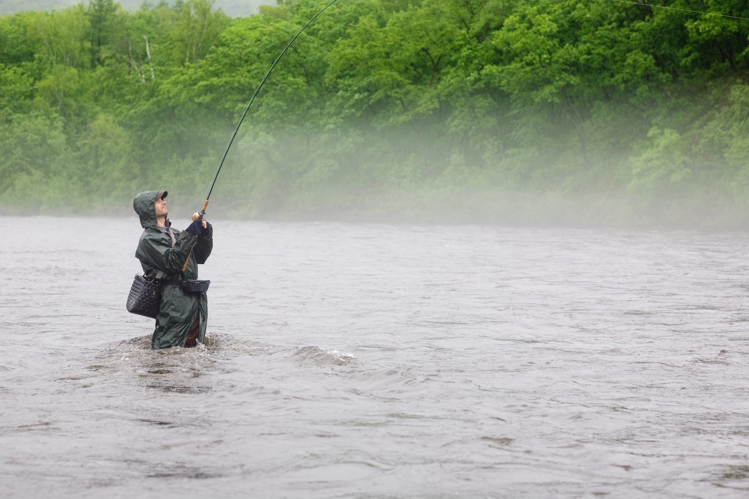 How weather affects fishing orlando bass guide for Barometric pressure forecast for fishing