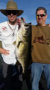 12lb 9oz Lake Toho bass