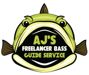 AJ's Freelancer Bass Guide Service logo
