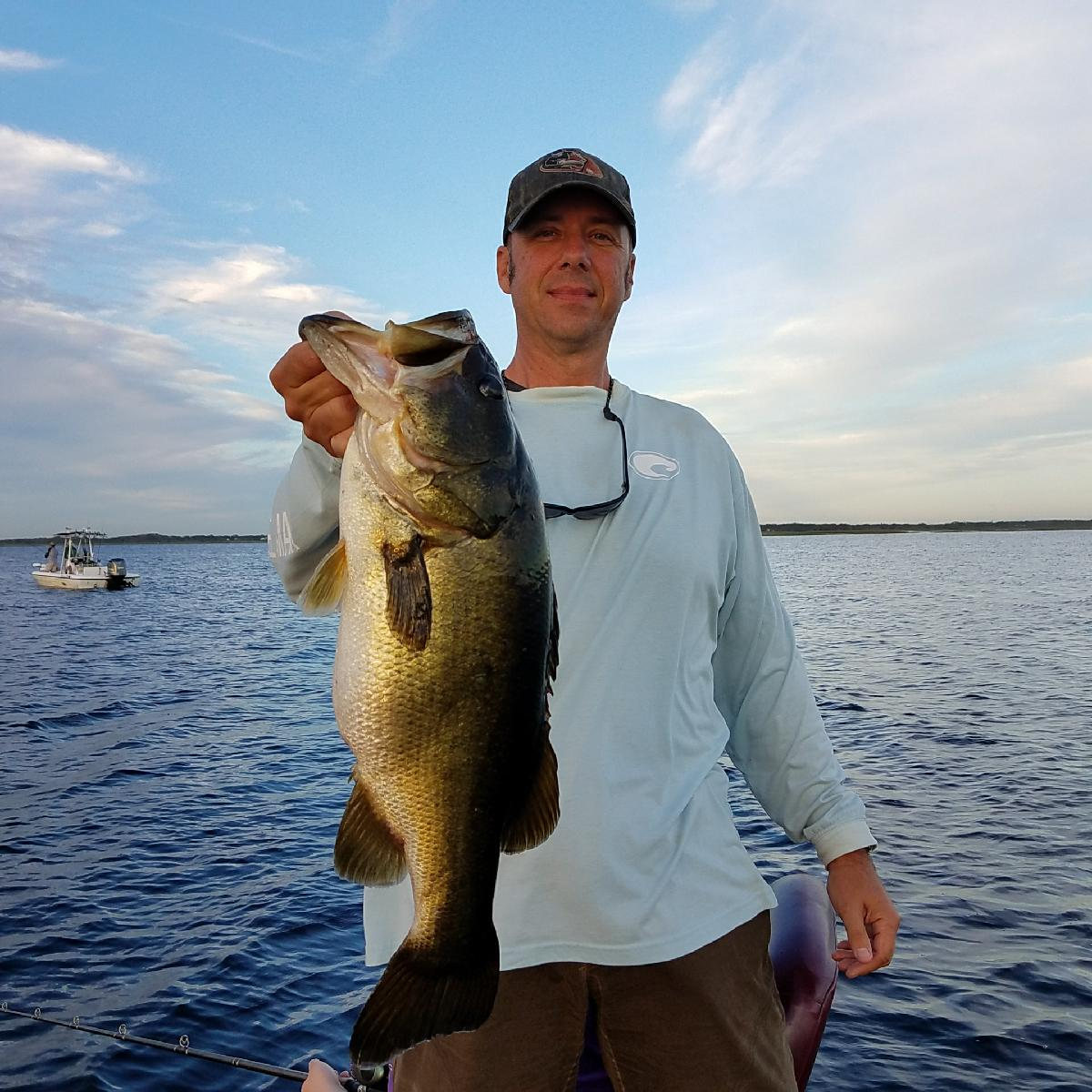Forecast archives orlando bass guide for Bass fishing disney world