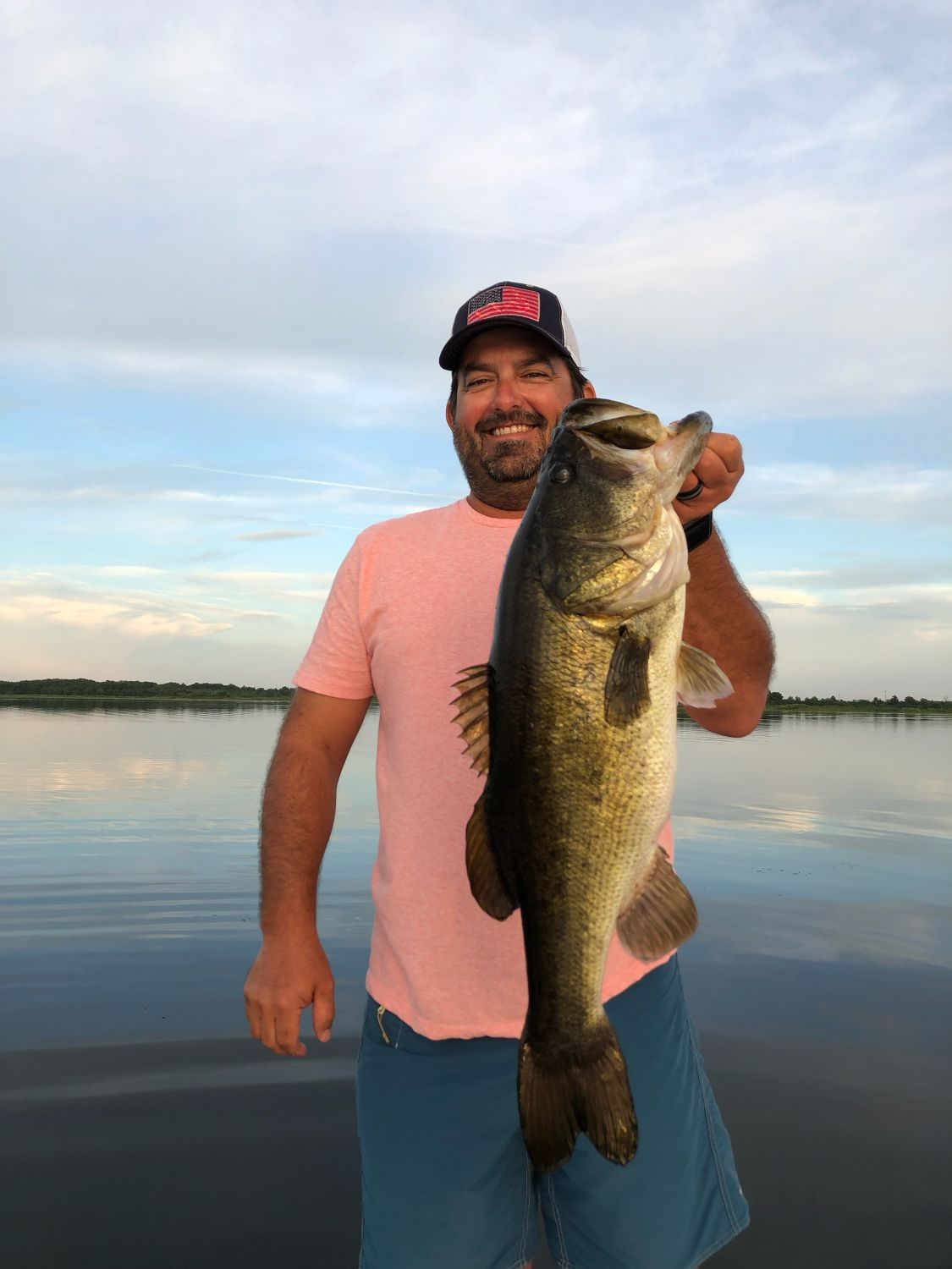 giant lake toho bass