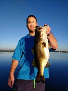 Big Lake Toho bass